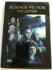 Science Fiction Collection in Steelbox - 8 Filme auf 2DVD