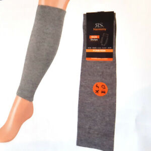 Men's Support Compression Gauntlets Support IN Shaft Grey Size S To XL