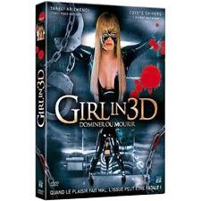 Girl in 3D NEW PAL Cult DVD Yareli Arizmendi C. Shivers