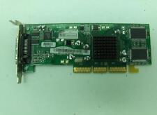 ATI Radeon 7000VE 32MB AGP Low Profile Video Card DVI E-G012-01-3612 (B) 3X906