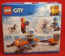 LEGO CITY 60191 ARCTIC EXPLORATION TEAM Snowmobile Dog Building Brick Set NEW