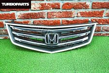 Original Radiator Grille Honda Accord 8 CU2, CW2 Acura TSX 2008 - 2011
