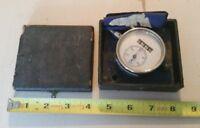 Vintage Rational Berlin Timing Gauge, Steampunk, Gauge Collectible