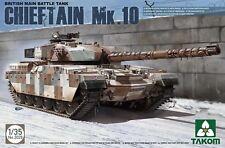 Takom TAK2028 - 1:35 British Main Battle Tank Chieftain Mk.10  - Neu