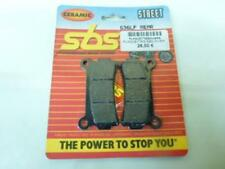 Pastilla de freno SBS motorrad Beta 260 TR Cero 1989 1990 1991 1992 636LF / AR