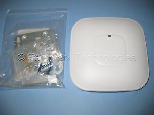 Cisco Aironet 3602I Wireless Access Point AP AIR-CAP3602I-A-K9 Autonomous IOS