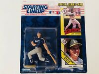1993 STARTING LINEUP SLU JOSE CANSECO - TEXAS RANGERS Figure And Cards