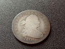 Nice 1805 Draped Bust Quarter