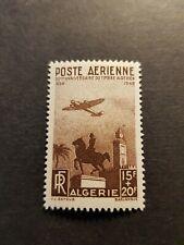 FRANCE COLONIE ALGERIE POSTE AÉRIENNE PA N°13 NEUF * MH 1949