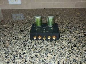 Moving Coil Cartridge Step Up with Altec-Peerless 4722 Transformers
