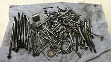 82 HONDA V45 MAGNA VF750 HM391B. ENGINE TRANSMISSION MISC BOLTS HARDWARE
