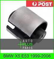 Fits BMW X5 E53 Rubber Suspension Bush Rear Lower Control Arm Wishbone Rubber