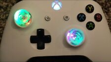 CUSTOM LED GLOWING MOD White BLUETOOTH Xbox One Controller Halo COD Fallout