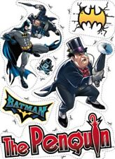 Warner Brothers Collectors Wall Stickers From Batman Films - The Penguin
