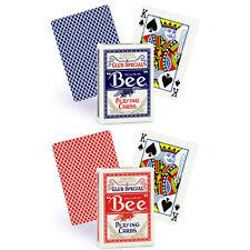 2 Mazzi carte Bee Club Special Standard Index