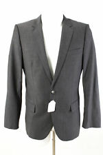 HUGO BOSS RED LABEL Sakko Gr. 48 Wolle-Mohair Slim Fit Sakko Business Jacket