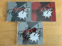 U2 ~ VERTIGO - 3 IMPORT CD LOT - USED