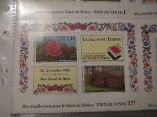 TIMBRE FRANCE NEUF Bloc feuillet n° 15 Salon du Timbre 1993
