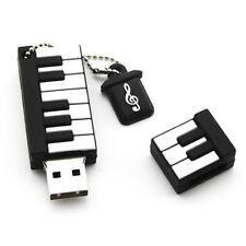 8Go USB 2.0 Clé USB Clef Mémoire Flash Data Stockage / Piano