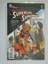DC Comics Presents Supergirl Superman #1 8.5 VF+ (2012)