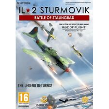 Il-2 Sturmovik Battle of Stalingrad PC DVD
