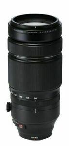 Fujifilm Fujinon XF100-400mm F4.5-5.6 R LM OIS WR - Black