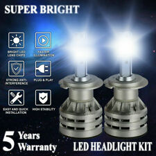 New 2000W 300000LM H7 CSP LED Headlight Kit Conversion 6000K White Bulbs Lights