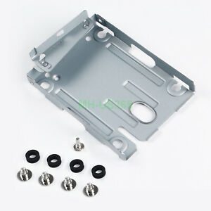 New PS3 Super Slim 4000 HDD Consoles Hard Disk Drive Mounting Bracket Caddy