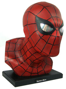 Dynamic Forces Amazing Spider-Man Alex Ross Life Size Head Bust Marvel Comics