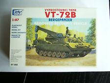 Bausatz Bergepanzer T 72 SDV-Modell NVA  DDR 1:87