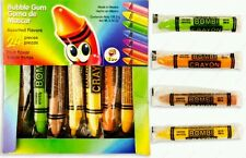 bombi crayon style bubble gum- get it in 2-4 days-
