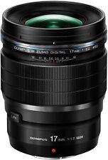 Olympus M.Zuiko Digital ED 17mm F1.2 PRO Lens, for Micro Four Thirds Cameras new