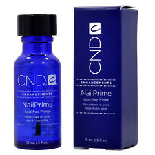 CND Creative Nail Treatment Acid Free PRIMER .5oz/15ml