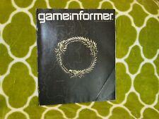 Game Informer Magazine June 2012 Issue 230 The Elder Scrolls Online