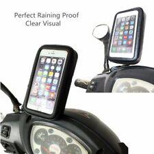 """Supporto Smartphone BICI BIKE MOTO Porta Telefono Cellulare GPS SAT NAV 360° 5"""""""