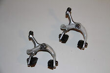Shimano Santé Rennrad Bremsen Set Hinten und Vorne BR-5000 SLR Silber Aluminium