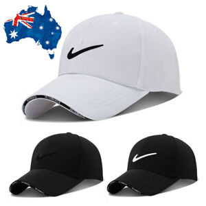 Nike Unisex BASEBALL CAP PLAIN DRI FIT GOLF LEGACY FITTED PEAK HAT