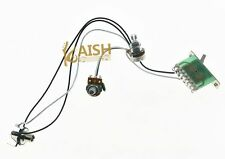 Prewired Wiring Harness with Alpha 250K 16mm Pots and 5 Way Switch for TL Tele