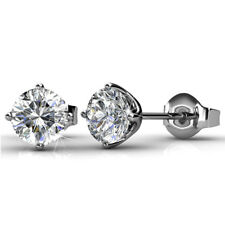 DIVINE EARRINGS FT CRYSTALS FROM SWAROVSKI KCE811WG