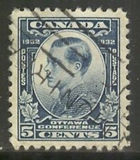 Canada #193, 1932 5c Edward Prince of Wales - Imperial Economic Conference, Used
