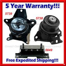 M665 Motor & Trans Mount for 15-18 Silverado1500 Sierra1500 5.3 6.2L 4WD 8spd AT