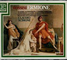 Rossini: Ermione / Scimone, Gasdia, Alaimo, matteuzzi, Merrit, Palacio  CD Erato