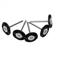 (5) NEW Bristle Wheels Nylon  for Dremel Polish Rotary Tool