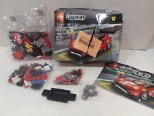 """NEW IN DAMAGED Box LEGO Speed Champions Ferrari 488 GT3 """"Scuderia Corsa"""" 75886"""