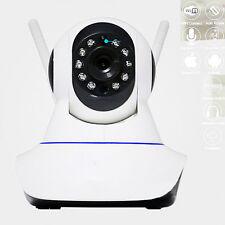 720P HD WIFI Wireless Network IP CCTV Camera Pan Tilt Indoor Home  Outdoor Video
