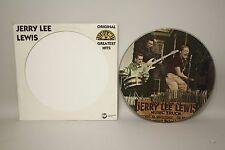 Jerry Lee Lewis- Original Greatest Hits- Vinyl PICTURE DISC- RNDF 255- P21