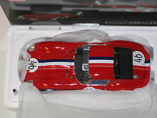 1/18 KYOSHO FERRARI 250 GTO RED #46 NURBURGRING , NEW , 08436A
