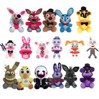 "Hot Five Nights at Freddy's FNAF Horror Game Plush Dolls Kids Plushie Toy 7"" ^^"