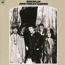 Bob Dylan, The Band - John Wesley Harding [New CD] Germany - Import