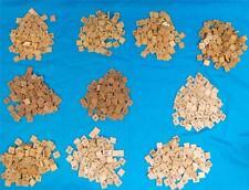 1,000 WOODEN SCRABBLE TILES  Scrapbooking Letter Craft Art 10 COMPLETE SETS